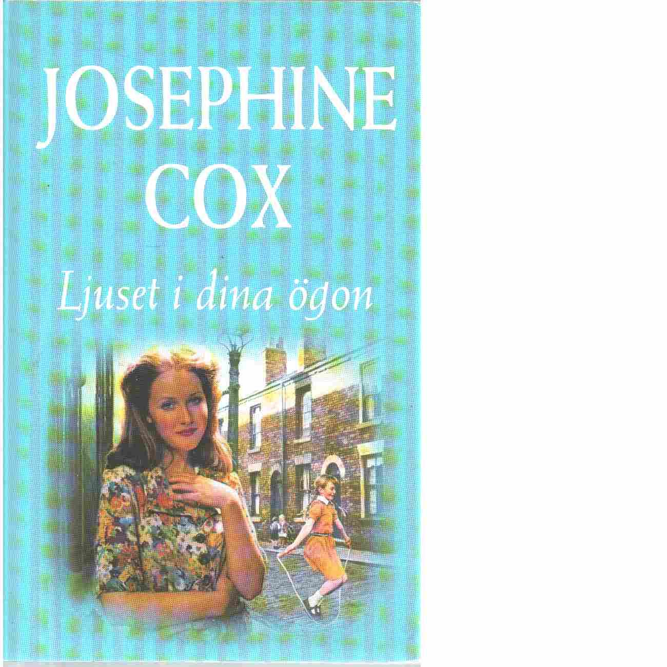 Ljuset i dina ögon - Cox, Josephine