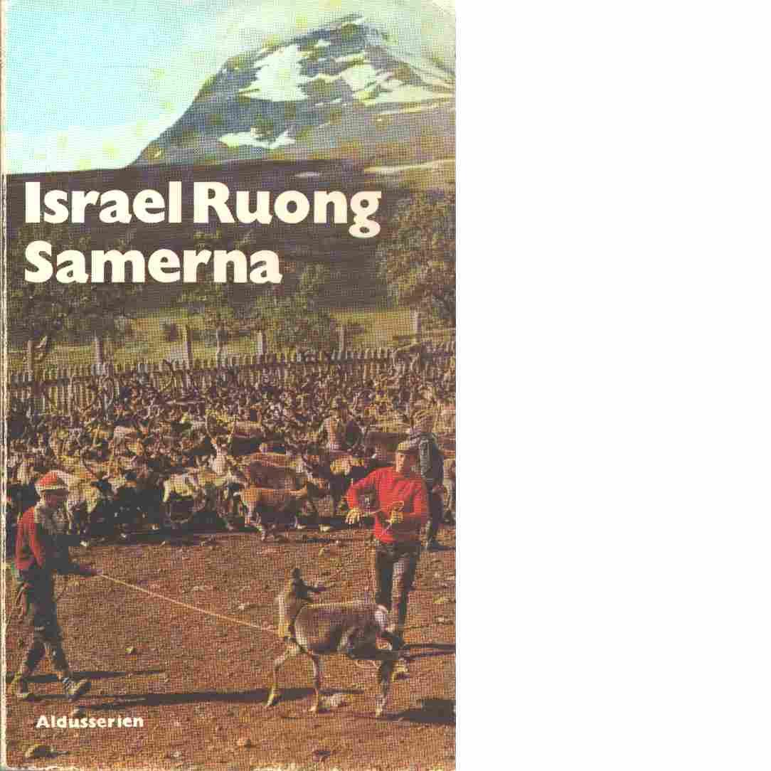 Samerna - Ruong, Israel