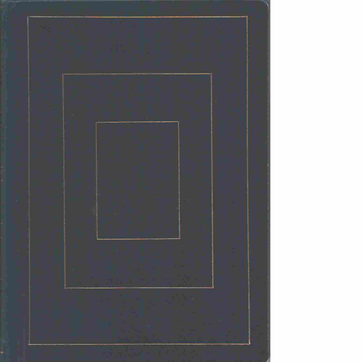 Levande svensk prosa. 1 + 2 - Red. Topelius, Christer