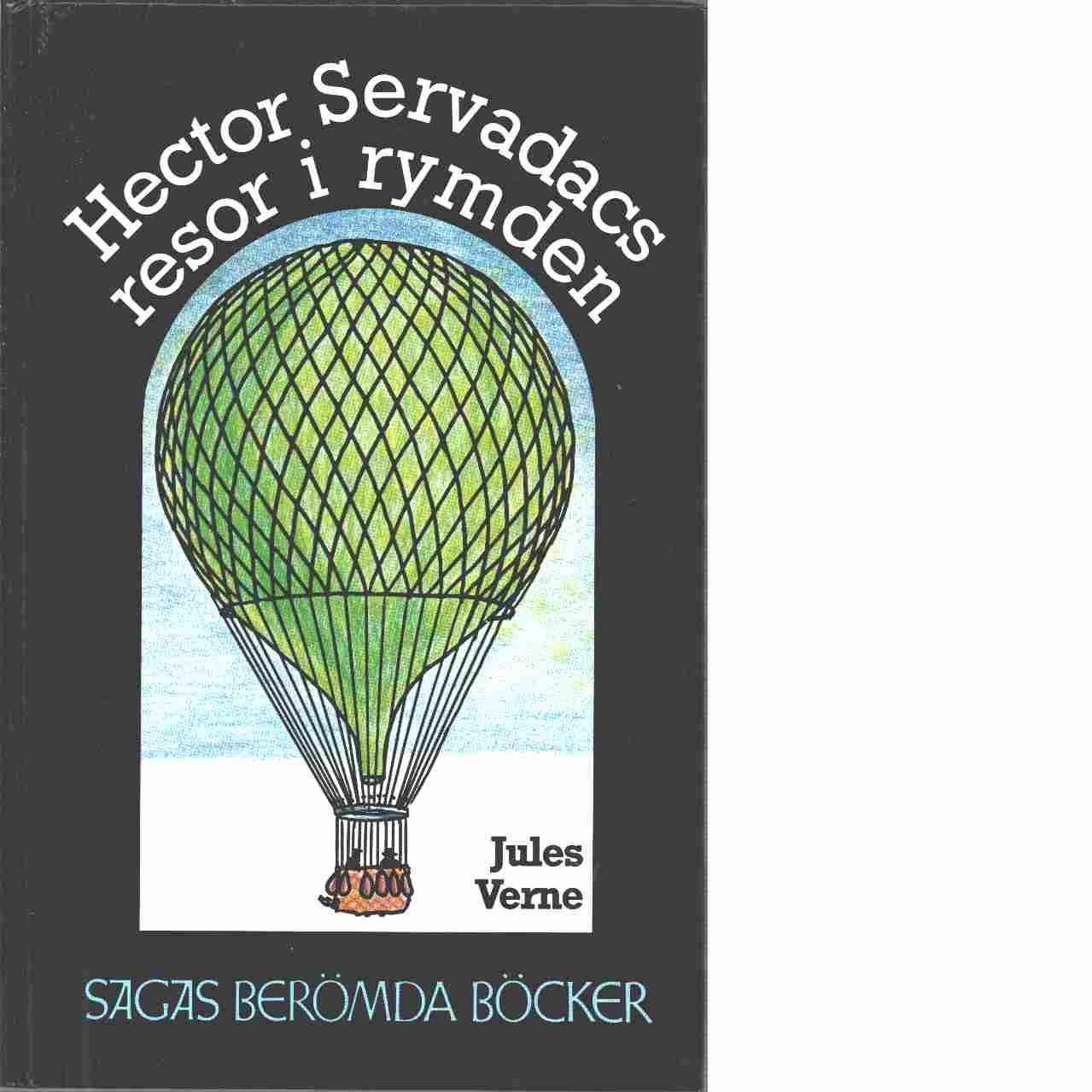 Hector Servadacs resor i rymden - Verne, Jules