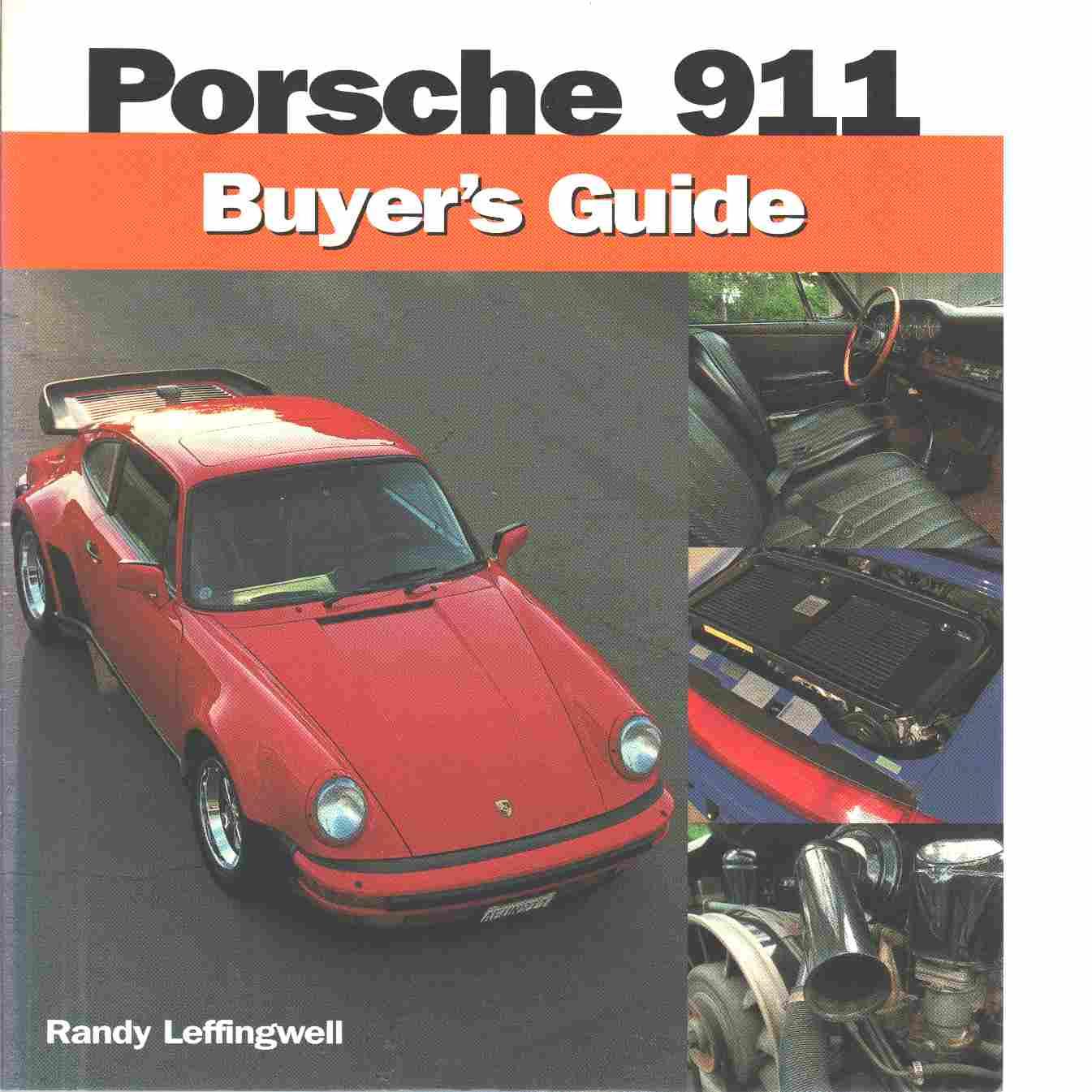 Porsche 911 - Leeffingwell Randy