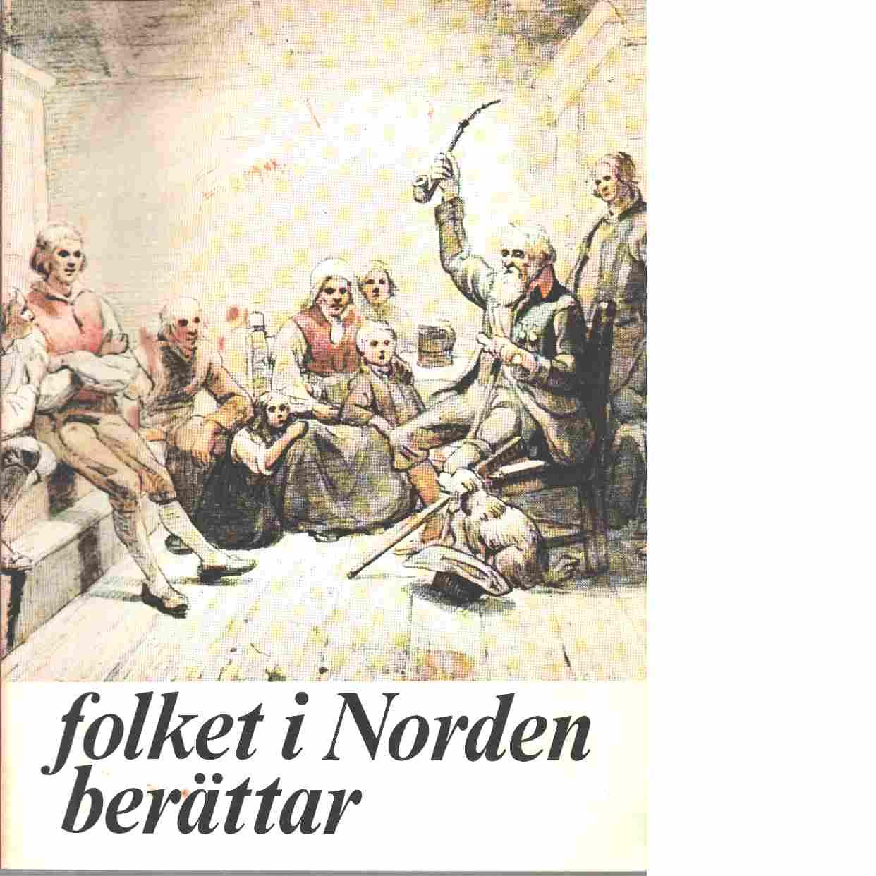 Folket i Norden berättar - Red.