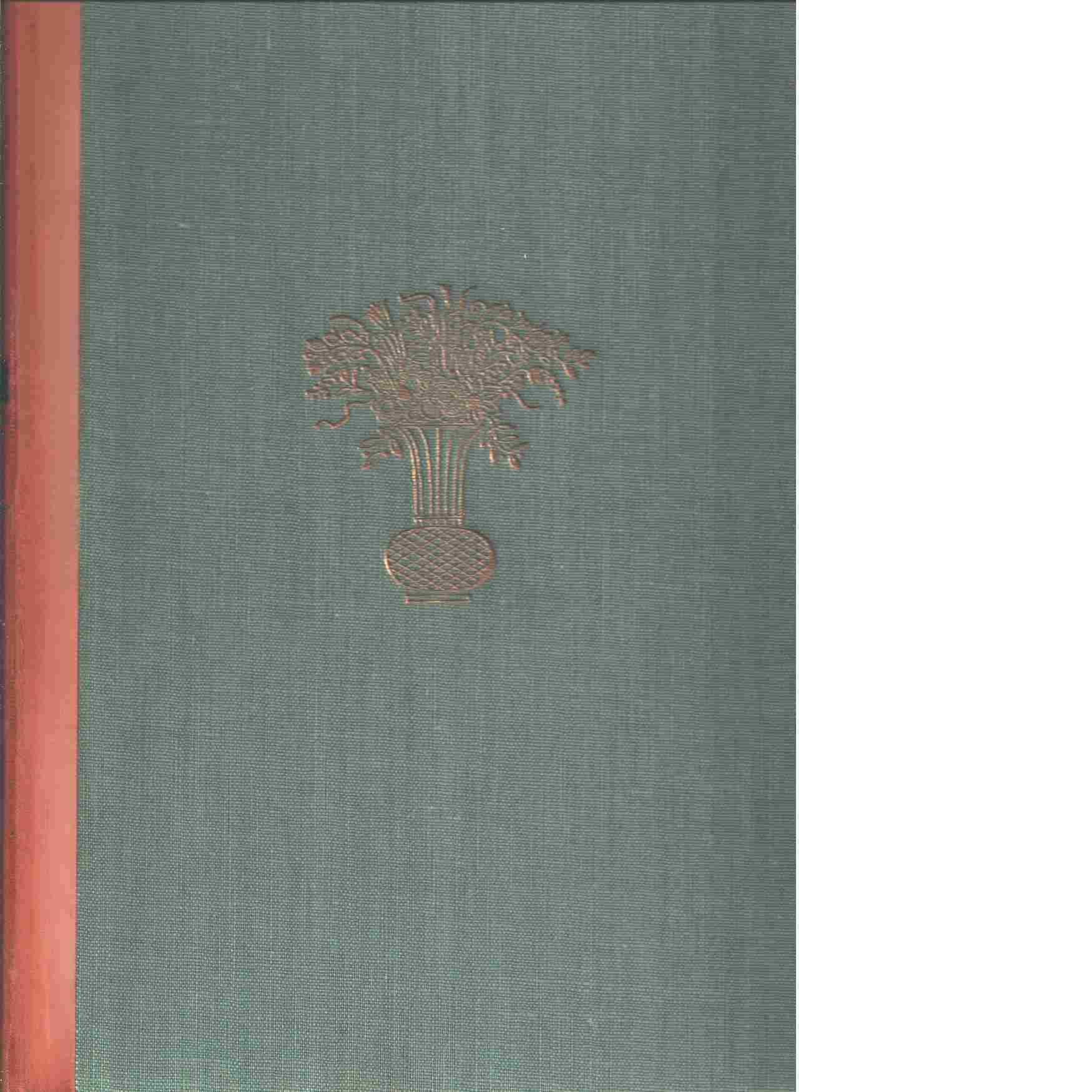 Blommor : en bok om odlade växter - Söderberg, Erik [Sigurd]
