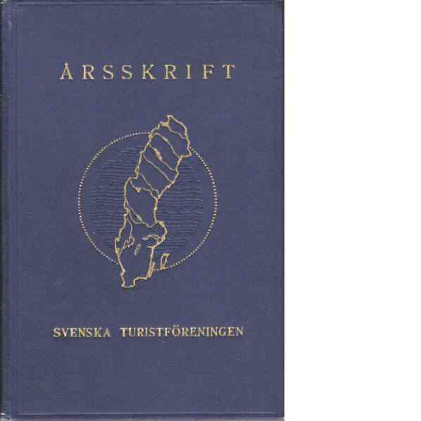 STF:s årsskrift 1932 - Gästrikland - Red.