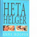 Heta helger - Hooper, Anne