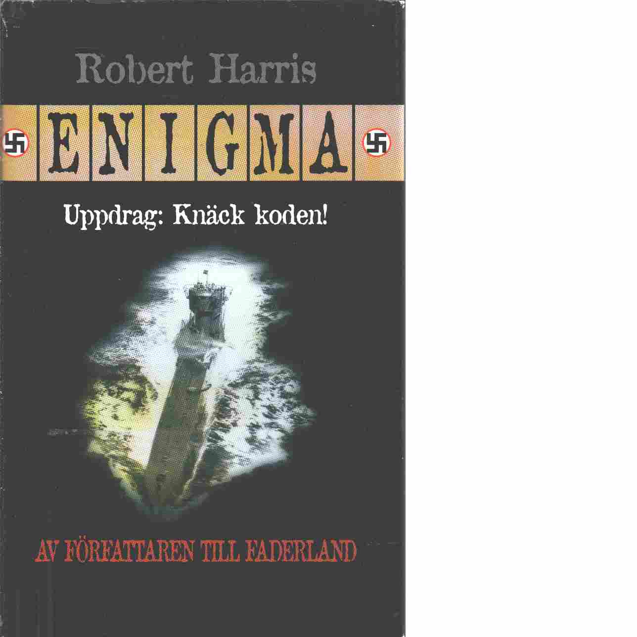 Enigma - Harris, Robert
