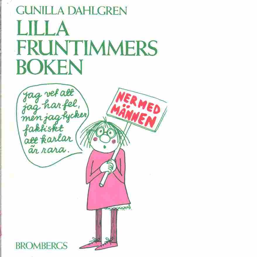 Lilla fruntimmersboken - Dahlgren, Gunilla