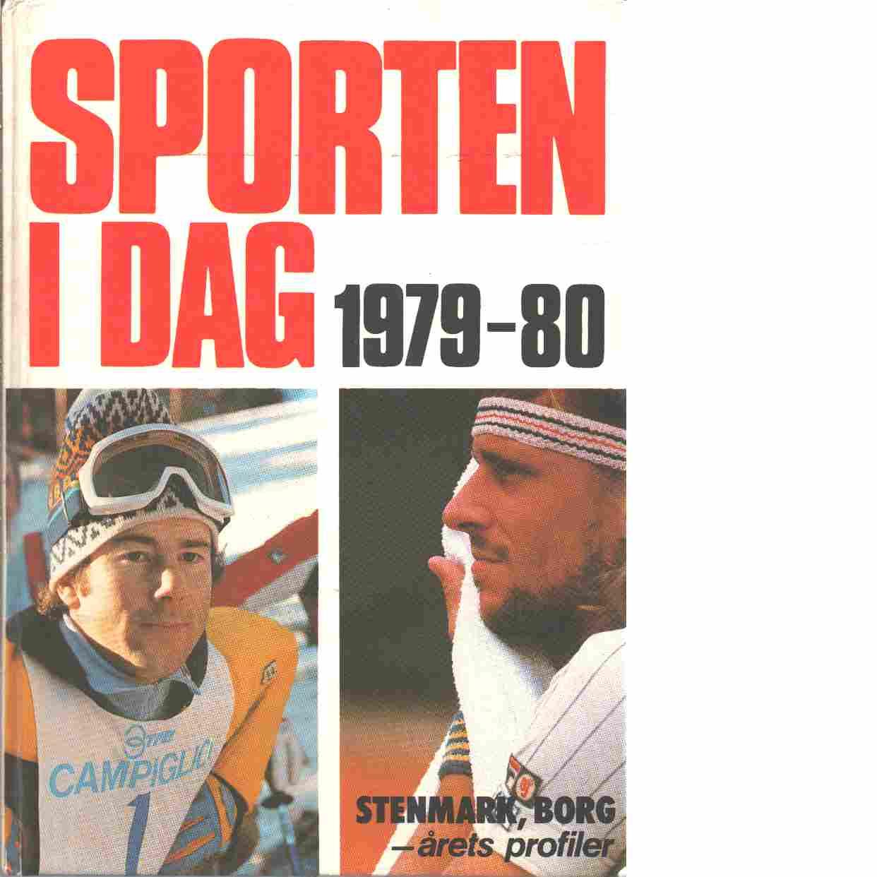 Sporten idag  1979 - 80 - Red,