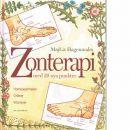 Zonterapi med 20 nya punkter : [homeopatmedel, örtteer, vitaminer] - Hagenmalm, MajLis