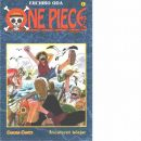 One Piece 1 : Äventyret börjar - Oda, Eiichiro?