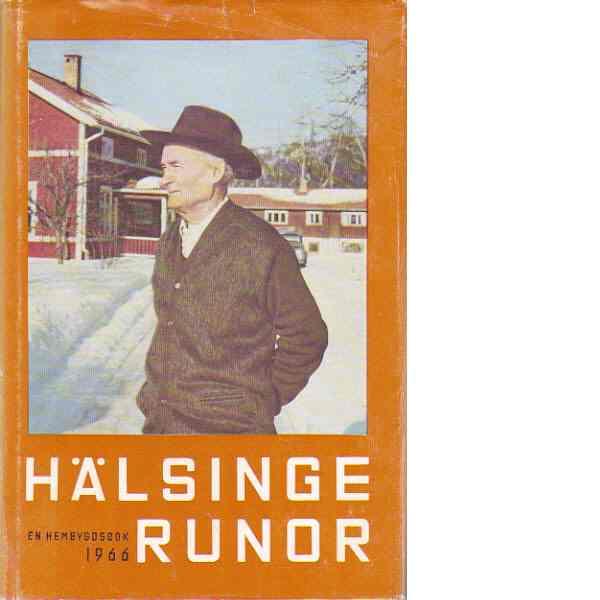 Hälsingerunor 1966 - Red.