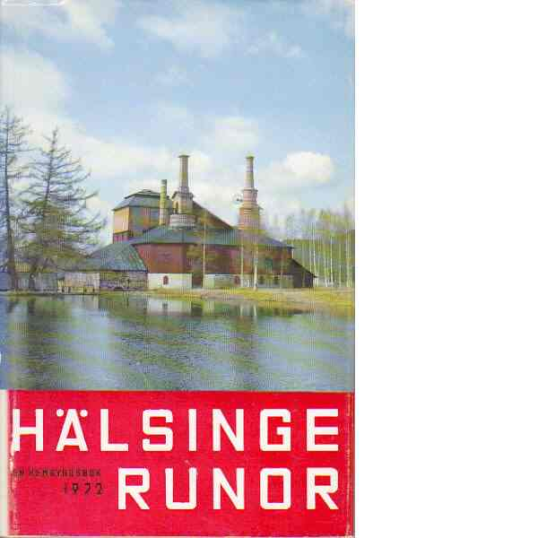 Hälsingerunor 1972 - Red.