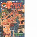 One Piece 24 : Människans drömmar - Oda, Eiichirō