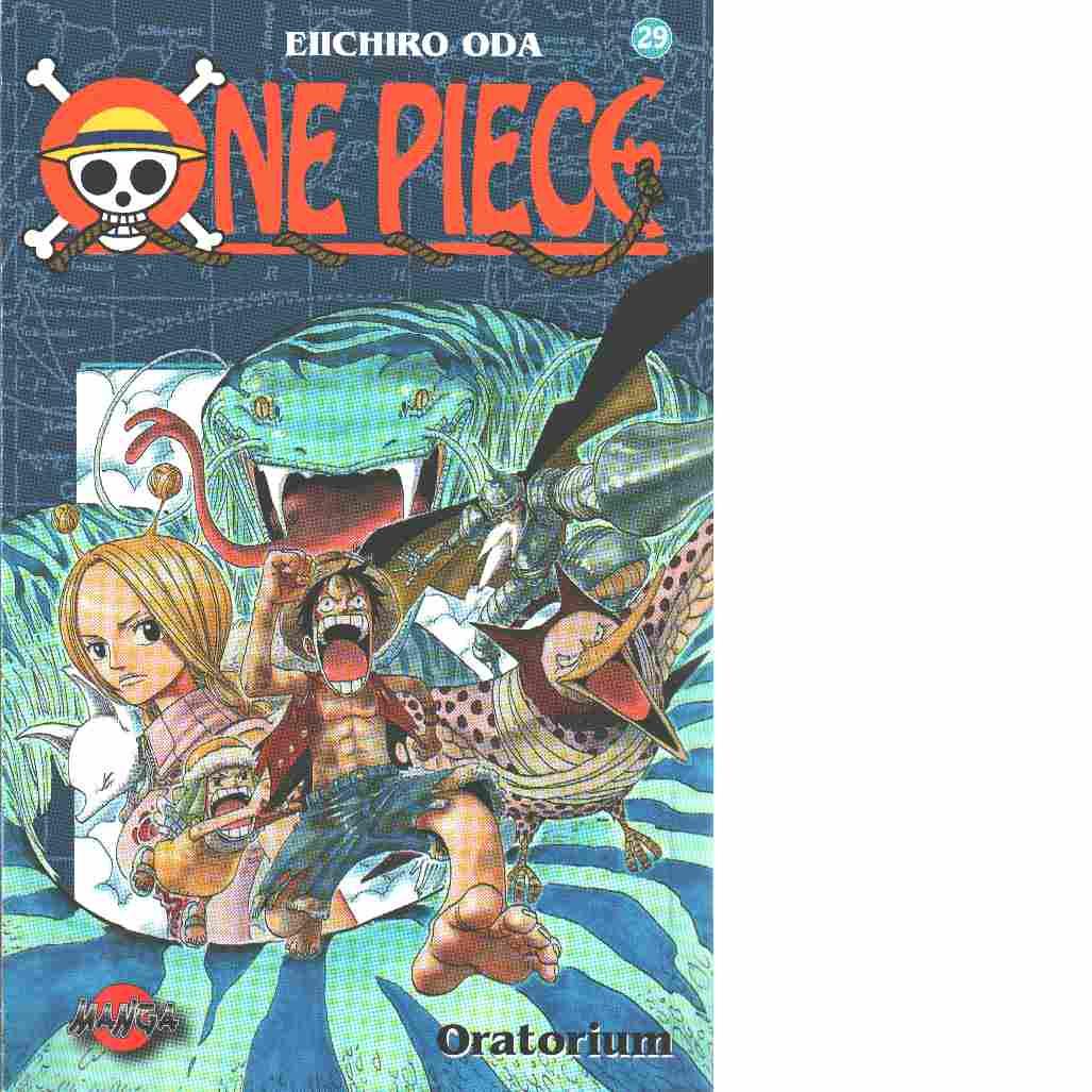 One Piece 29 : Oratorium - Oda, Eiichirō
