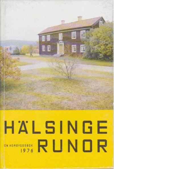 Hälsingerunor 1976 - Red.