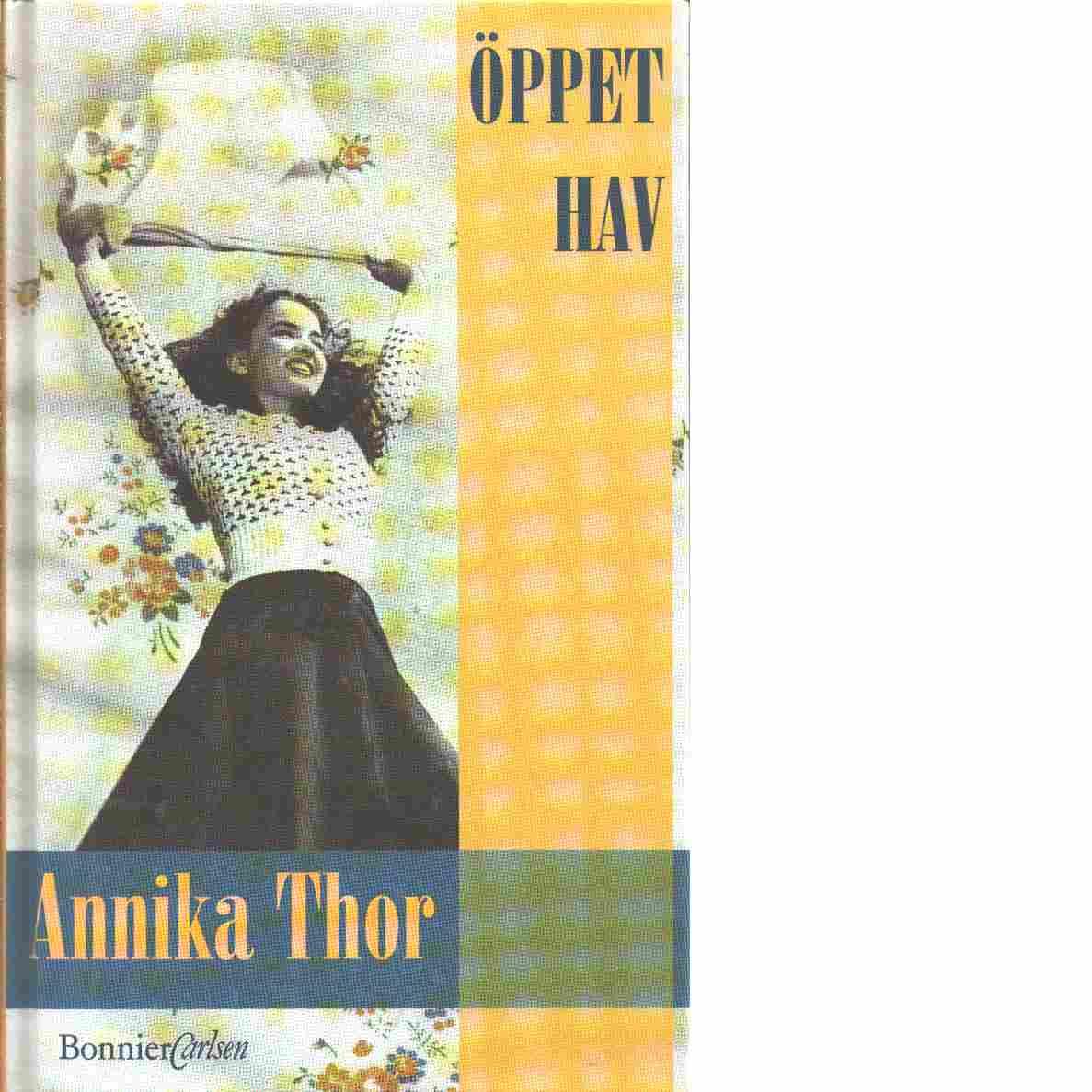 Öppet hav - Thor, Annika