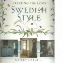Creating the look : Swedish style - Cargill, Katrin