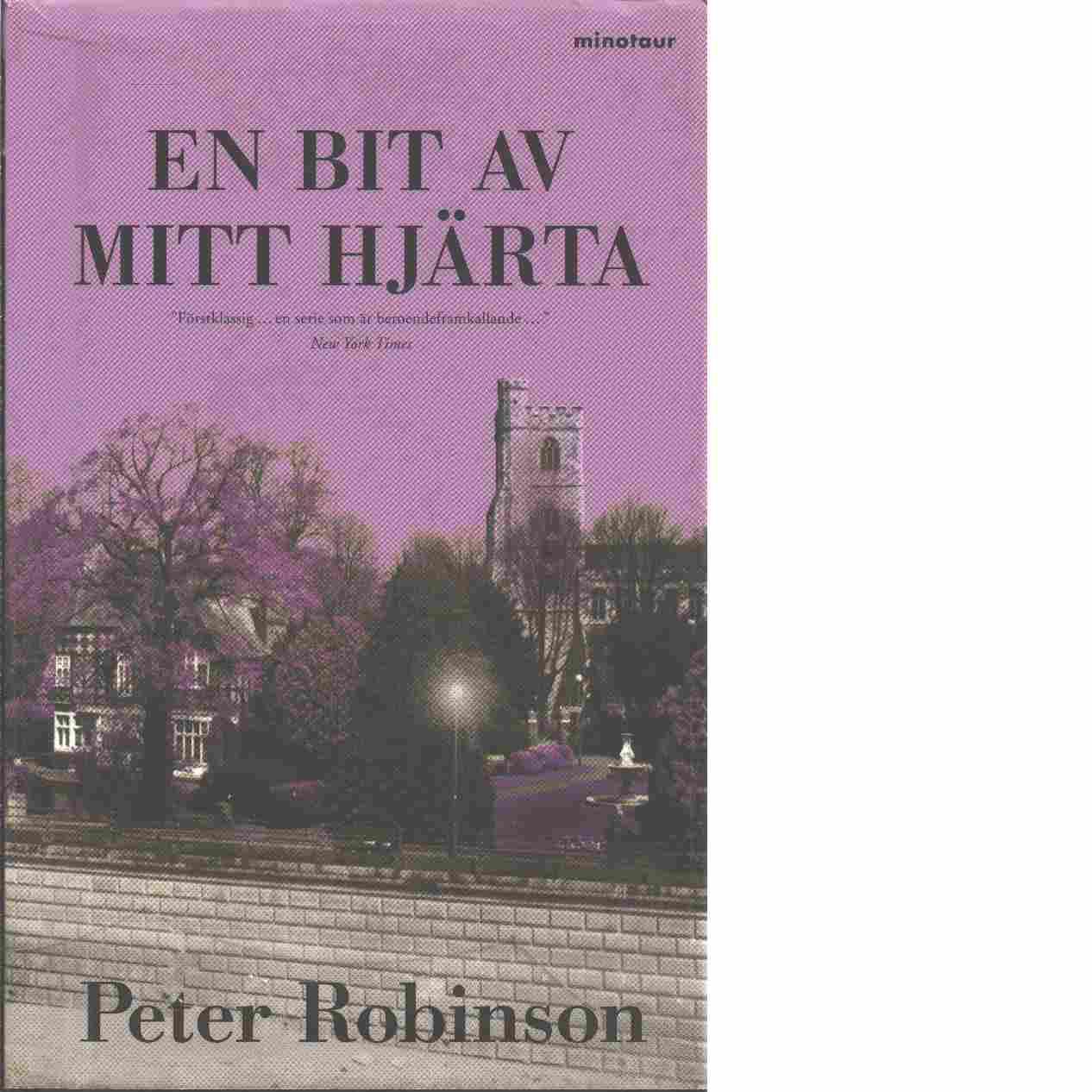 En bit av mitt hjärta - Robinson, Peter