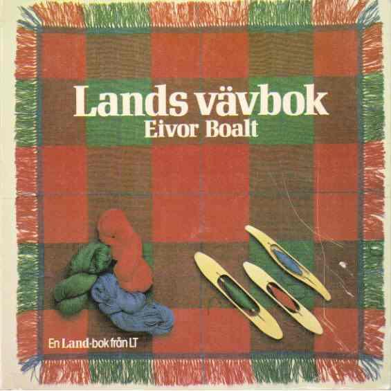 Lands vävbok - Boalt, Eivor