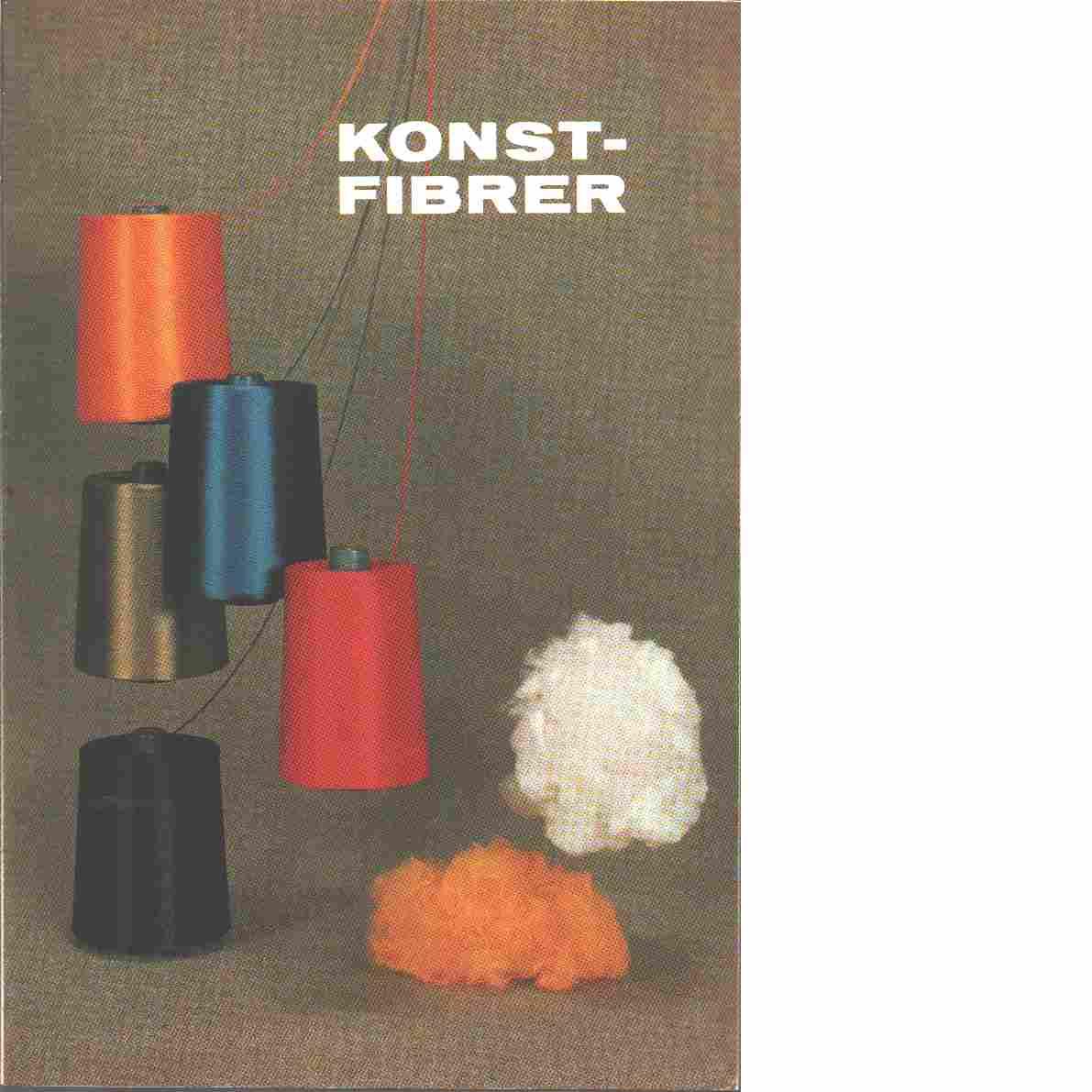 Konstfibrer - Brindner, Per