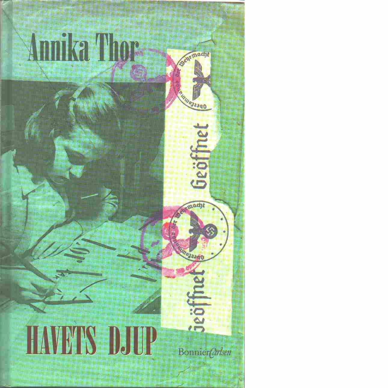 Havets djup - Thor, Annika