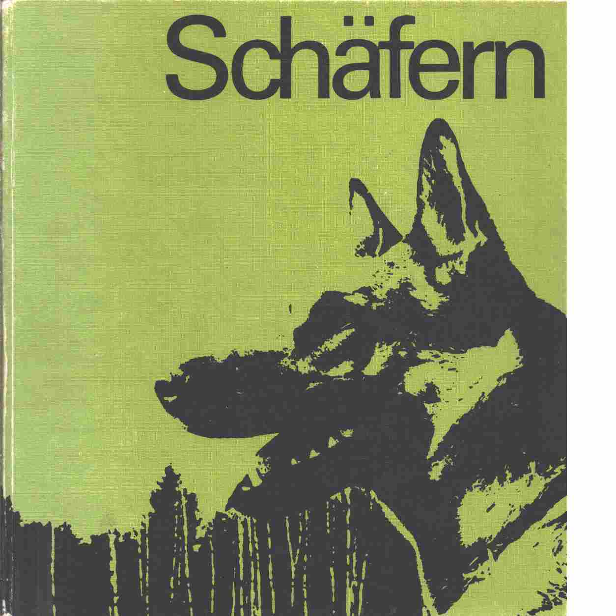 Schäfern : en rasmonografi - Wågebro, Rune