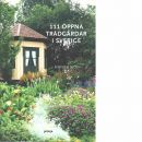 111 öppna trädgårdar i Sverige - Björk Monica