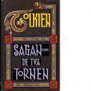 Sagan om de två tornen - Tolkien, J. R. R.,