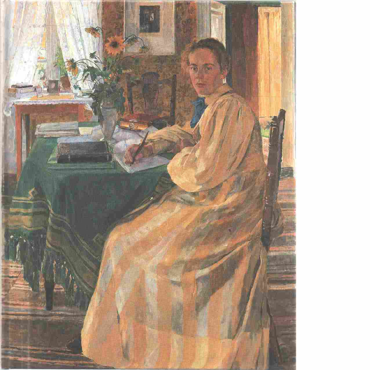 Hemma i konsten : Nationalmuseum 15.10.1987-6.1.1988 / katalogredaktion - Red.
