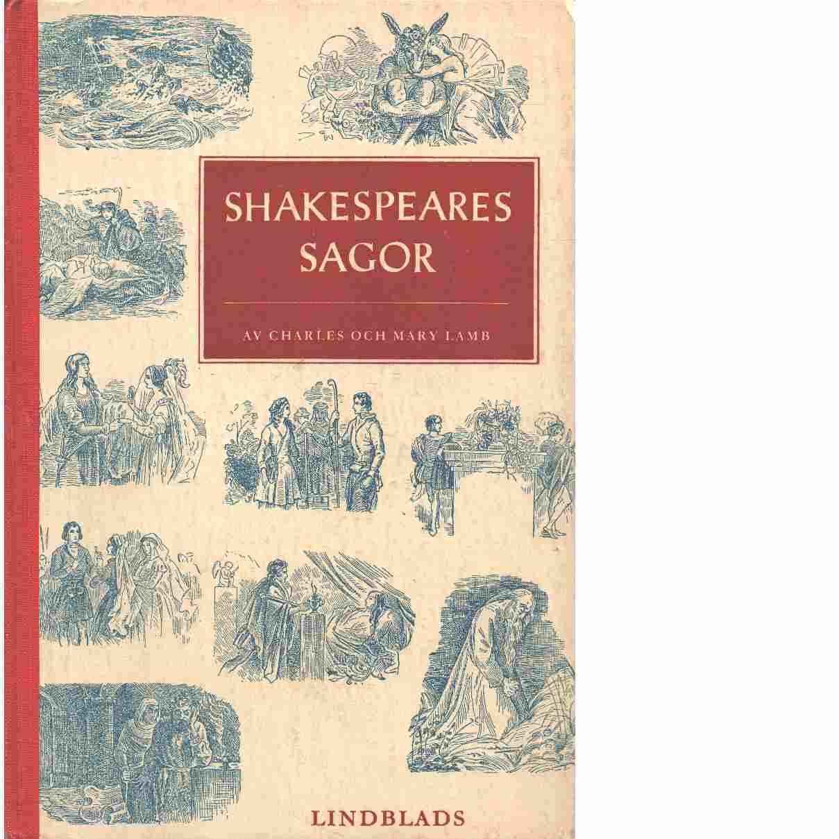 Shakespeares sagor. Första samlingen - Lamb, Charles och Lamb, Mary
