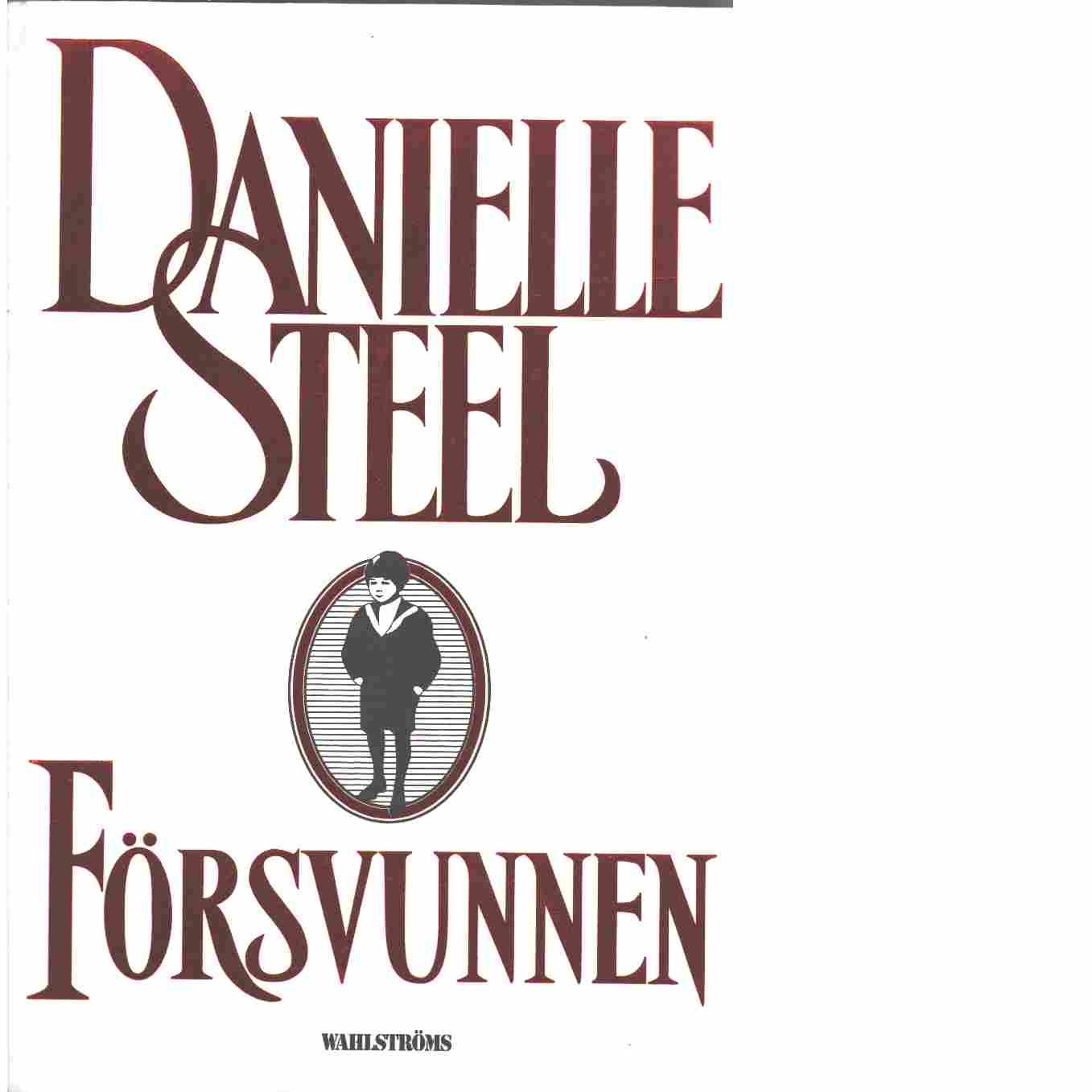 Försvunnen - Steel, Danielle