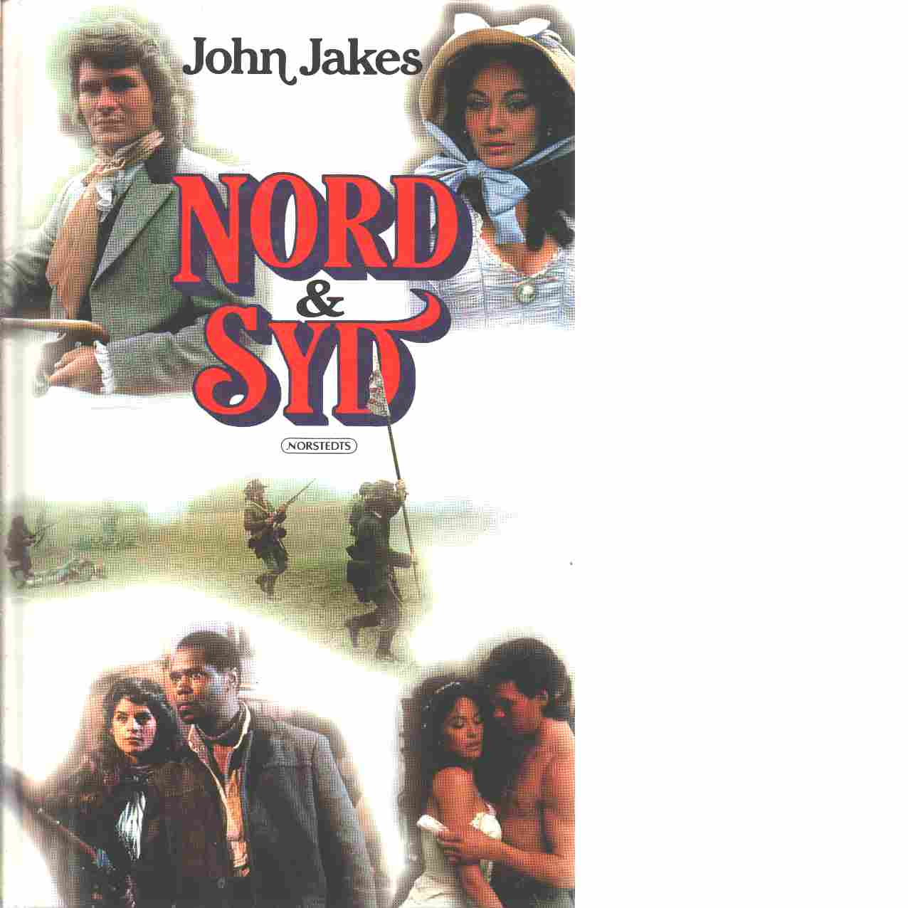 Nord & syd - Jakes, John