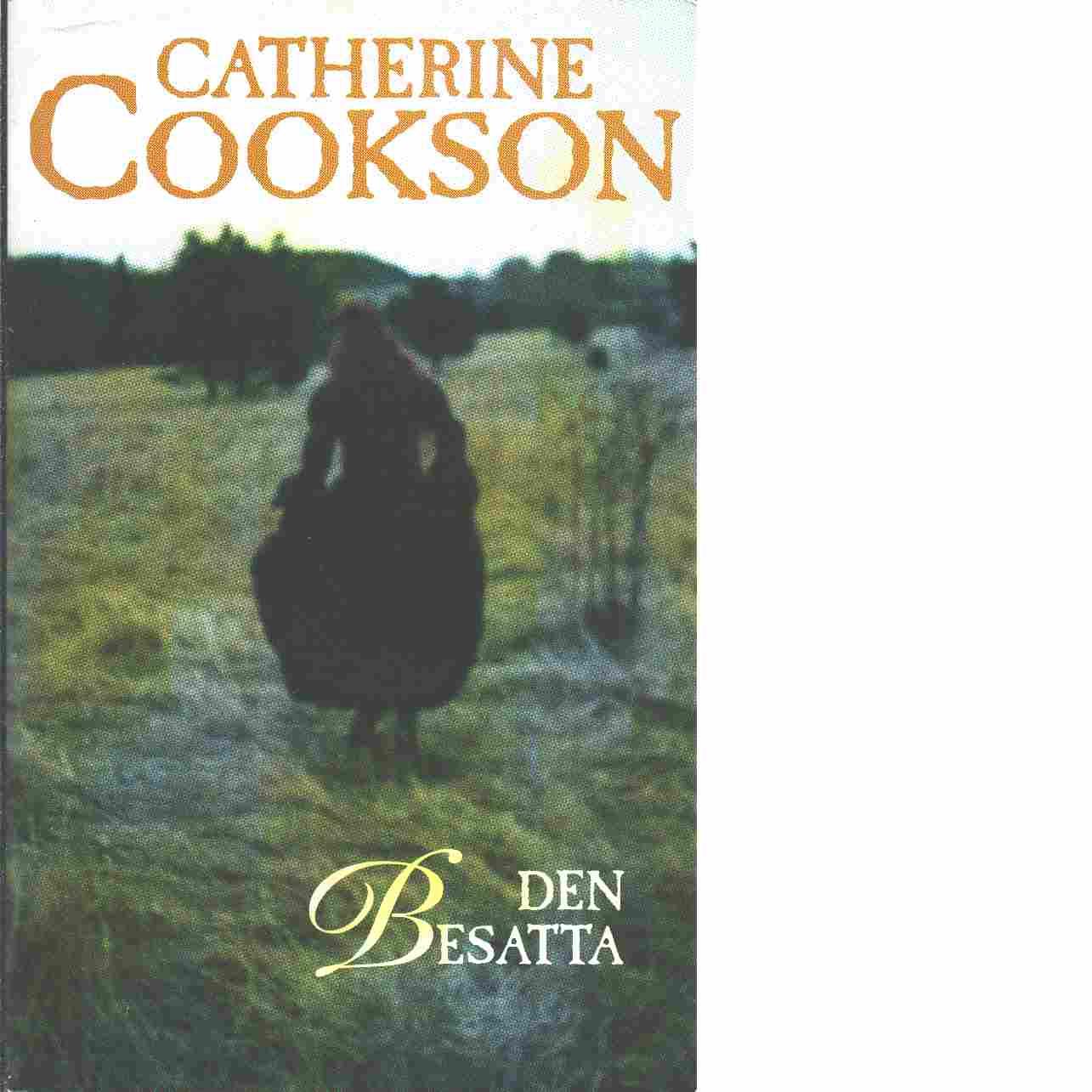 Den besatta - Cookson, Catherine
