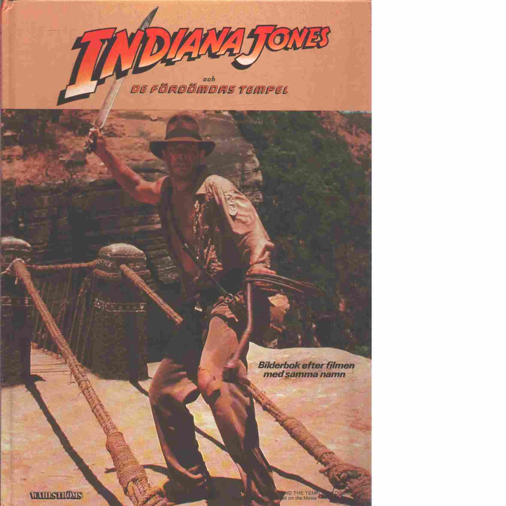 Indiana Jones och de fördömdas tempel - Lucas, George