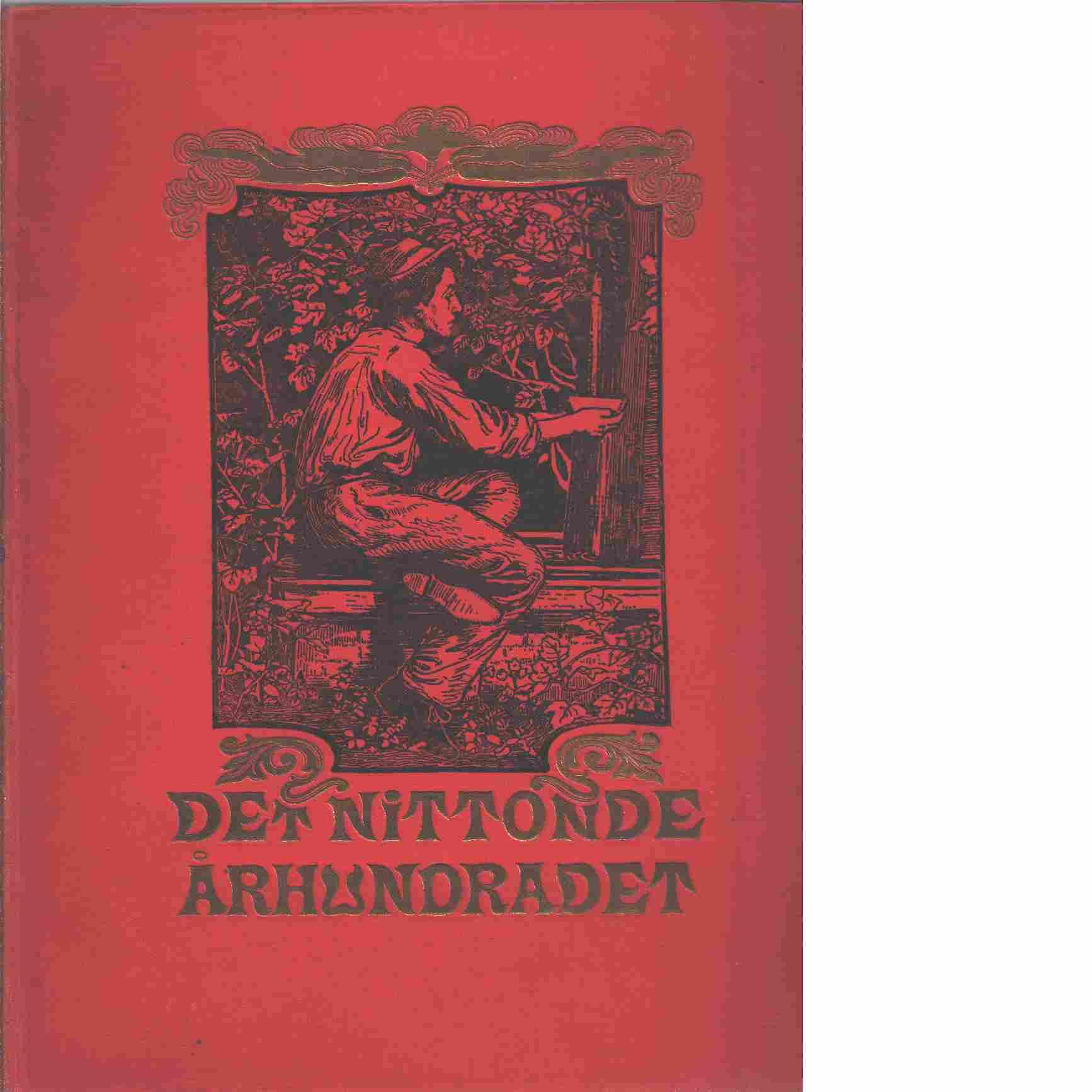 Det nittonde Århundradet - Bering-Liisberg, H. C.  och Clausen, C. C.